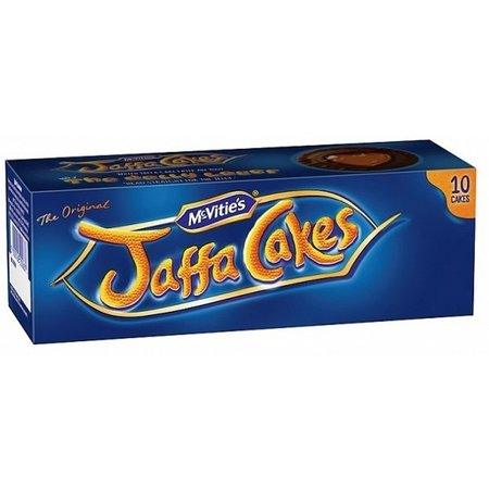 Jaffa Cakes Mcvities - Jaffa Cakes 120 Gram