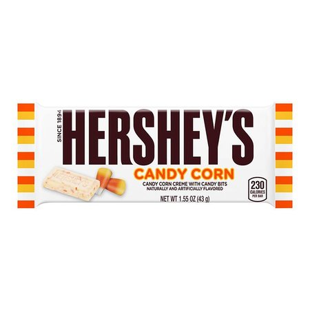 Hersheys Hershey's - Candy Corn White Chocolate Bar 43 Gram