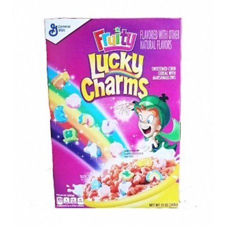 Lucky Charms Lucky Charms - Fruity 340 Gram