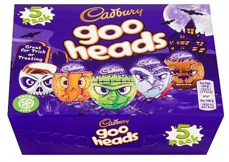 Cadbury Cadbury - Goohead Creme Egg 5-Pack
