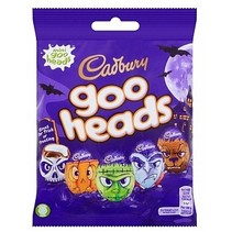 Cadbury - Goohead Creme Egg Mini Bag 89 Gram