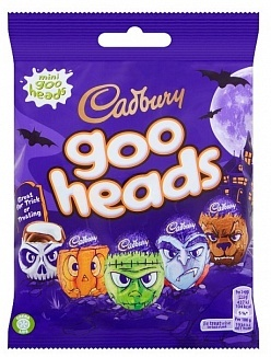 Cadbury Cadbury - Goohead Creme Egg Mini Bag 89 Gram