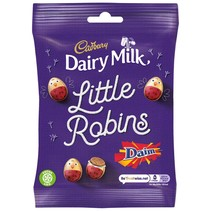 Cadbury - Dairy Milk Daim Little Robins 86 Gram