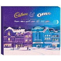 Cadbury - Oreo Biscuit Assortment 502 Gram