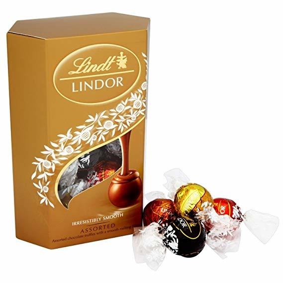 Lindt Lindt - Lindor Assorted Truffles 200 Gram