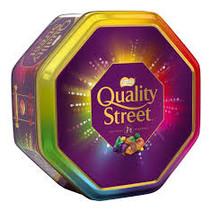Nestle - Quality Street Tin 1 Kilo
