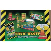 Toxic Waste - Sour Candy Selection Box 385 Gram