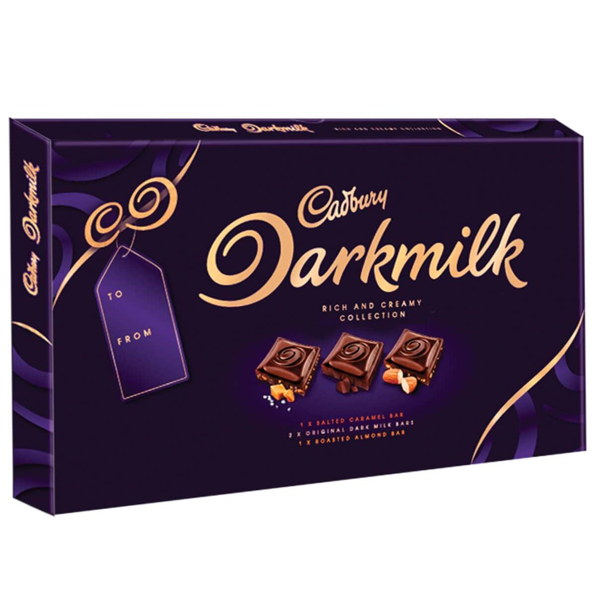 Quality Street Cadbury - Darkmilk Selection Box 340 Gram