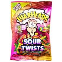 Warheads - Sour Twists 113 Gram