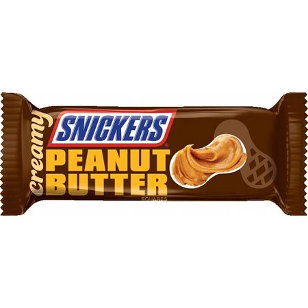 Snickers Snickers - Creamy Peanut Butter 40 Gram
