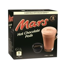 Dolce Gusto - Mars Hot Chocolate Pods 8 Stuks