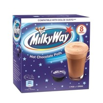 Dolce Gusto - Milky Way Chocolate Pods 8 Stuks ***THT 10-06-2020***