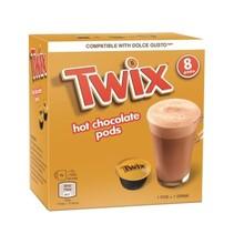 Dolce Gusto - Twix Chocolate Pods 8 Stuks ***THT 21-05-2020***