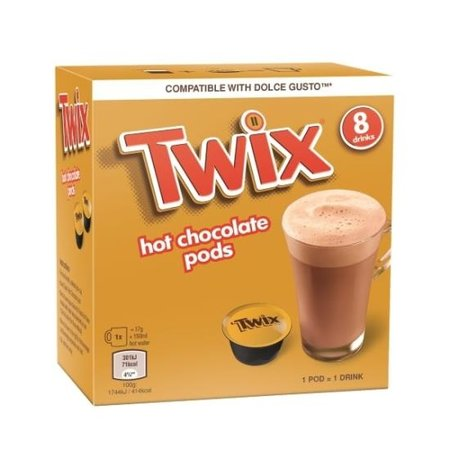 Dolce Gusto Dolce Gusto - Twix Chocolate Pods 8 Stuks