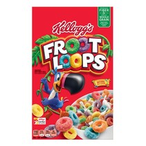 Kellogg's Froot Loops Giant 1.24 kilo