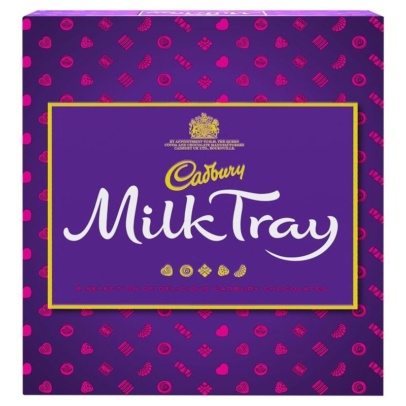 Cadbury Cadbury - Milk Tray Box 180 Gram