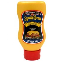 Old Fashioned Foods - Mature Squeeze Cheese 354 Gram