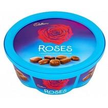 Cadbury - Roses by Olivia Burton Tin 600 Gram