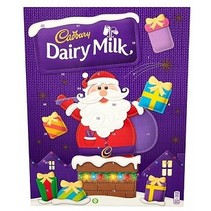 Cadbury - Dairy Milk Advent Calendar 90 Gram