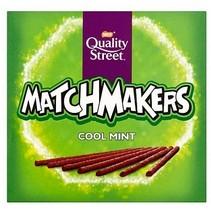 Nestle - Quality Street - Matchmaker Mint 120 Gram