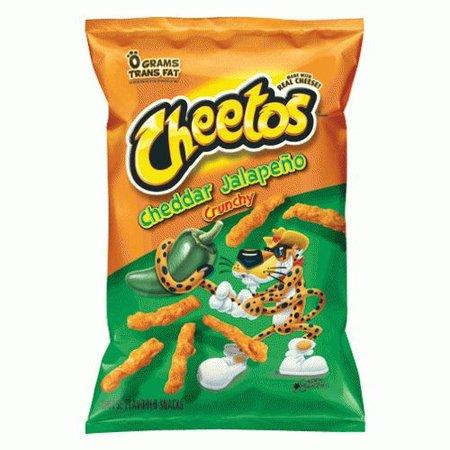 Cheetos Cheetos - Jalapeno Crunchy 226 Gram