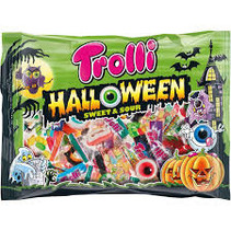 Trolli - Halloween Mix 450 Gram