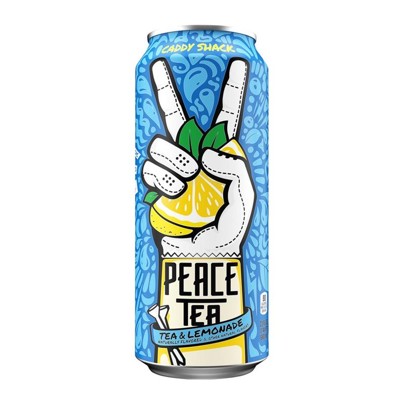 Peace Tea Peace Tea  Caddy Shack Tea + Lemonade 695ml
