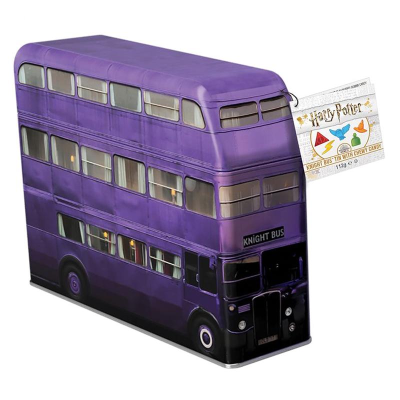 Jelly Belly Harry Potter - Knight Bus Money Tin 112 Gram
