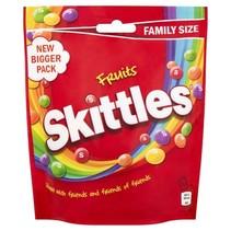 Skittles - Fruit Pouch 196 Gram