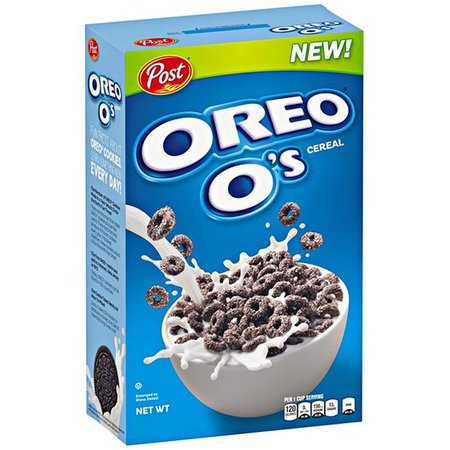 Post Post - Oreo O's Cereal 311 Gram