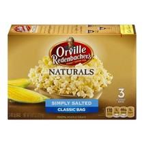 Orville Redenbacher - Simply Salted 279 Gram