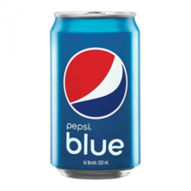 Pepsi - Blue 330ml (import uit Indonesië)
