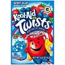Kool Aid - Mixed Berry Blue Twist 6,2 Gram