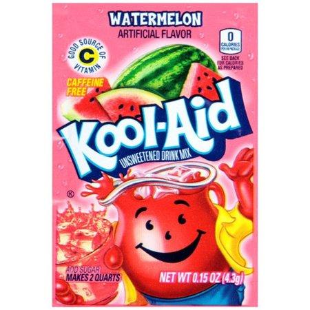 Kool Aid Kool Aid - Watermelon Sachet 4,3 Gram