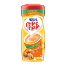 Coffee Mate - Sugar Free Hazelnut 289 Gram