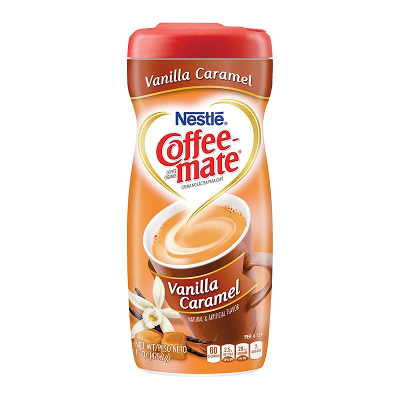 Coffee Mate Coffee Mate - Vanilla Caramel Creamer 425 Gram