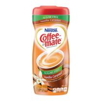 Coffee Mate - Sugar Free Vanilla Caramel Creamer 289 Gram