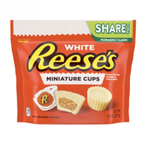 Reese's - White Miniature Cups Share Size 297 Gram