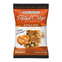 Snack Factory - Pretzel Crisps Buffalo Wing 85 Gram