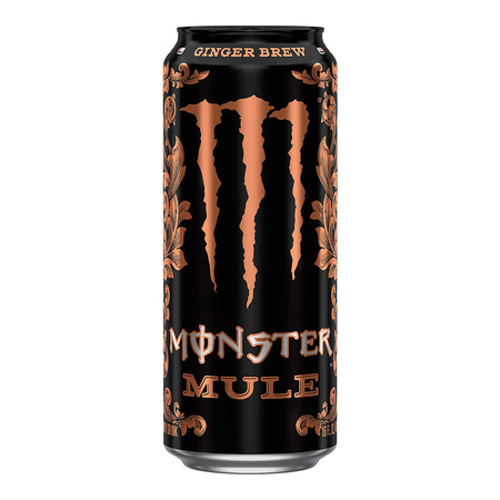 Monster Monster - Mule Ginger Brew 473ml