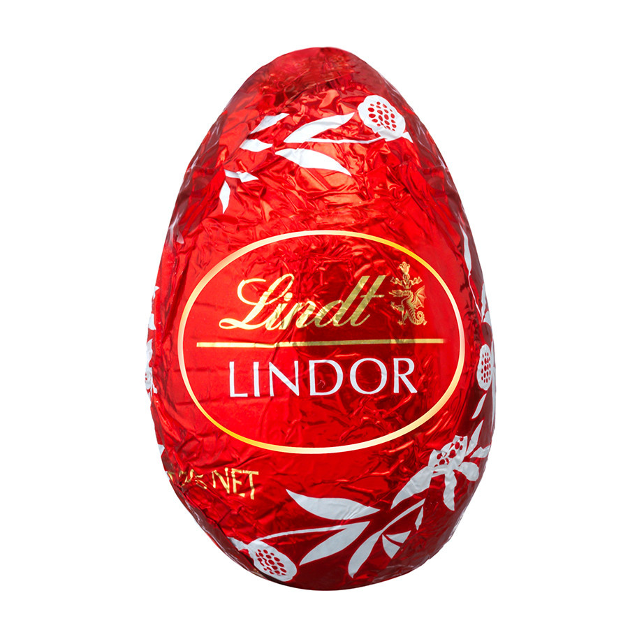 Lindt Lindt - Lindor Milk Chocolate Eggs 31 Gram