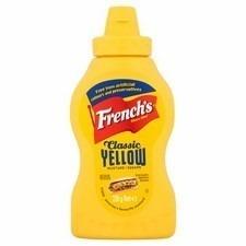 Overige French's Yellow Mustard 226 Gram