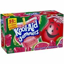 Kool-Aid - Jammers Watermelon Flavored Drink 10-pack