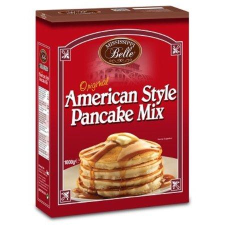 Mississippi Belle - American Style Pancake mix 454 Gram