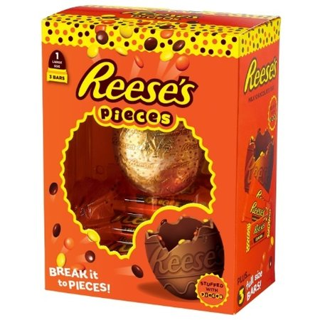Reese's Reese's - Pieces Large Easter Egg 344 Gram