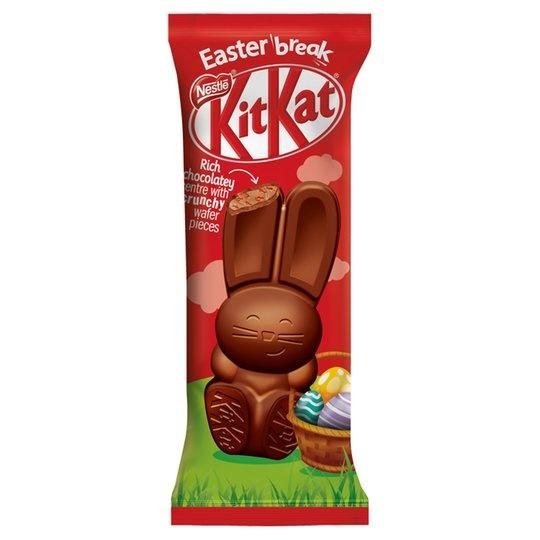 Kit Kat KitKat - Chocolate Bunny 29 Gram