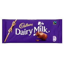 Cadbury - Dairy Milk Chocolate Block 360 Gram