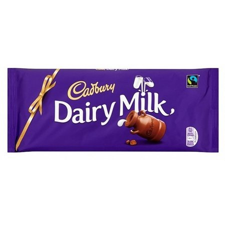 Cadbury Cadbury - Dairy Milk Chocolate Block 360 Gram