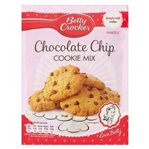 Betty Crocker - Chocolate Chip Cookie Mix 200 Gram