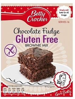 Betty Crocker Betty Crocker - Gluten Free Fudge Brownie 415 Gram